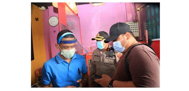 Mokong, Tempat Karaoke di Surabaya Kembali Disegel Polisi