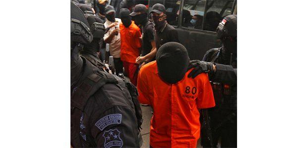 Diduga Akan Melakukan Aksi, 2 Terduga Teroris Dibekuk di Nganjuk dan Tulungagung
