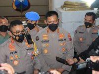 Pesta Narkoba, 5 Anggota Polrestabes Surabaya Ditangkap Div Propam Mabes Polri