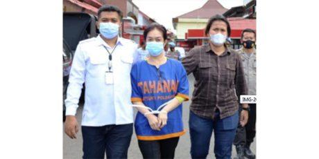 3 Kali Dipenjara, Wanita Penipu ini Kembali Masuk Bui Lagi
