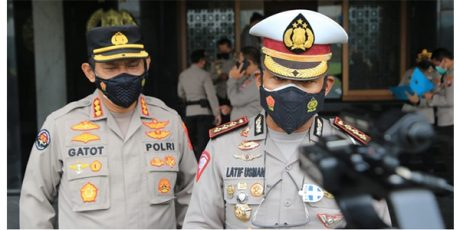 PPKM Darurat di Jatim, Ada 7 Titik Perbatasan dan 82 Titik Pengendalian Antar Rayon