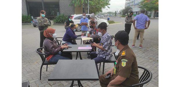 Operasi Yustisi dan Penyekatan di Gresik, Pelanggar Prokes Disidang, Ratusan Kendaraan Diputar Balik