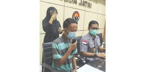 Sebar Povokasi Perusakan Pos Penyekatan Suramadu, Pemuda asal Bangkalan Diciduk