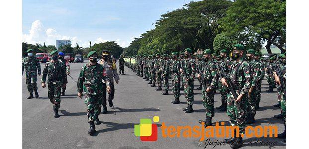 Besok Presiden Kunjungi Surabaya dan Lamongan, Aparat Keamanan Gelar Persiapan Pengamanan VVIP