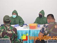113 Penyintas Covid-19 Ikut Donor Plasma Convalesen di RS Lapangan Surabaya