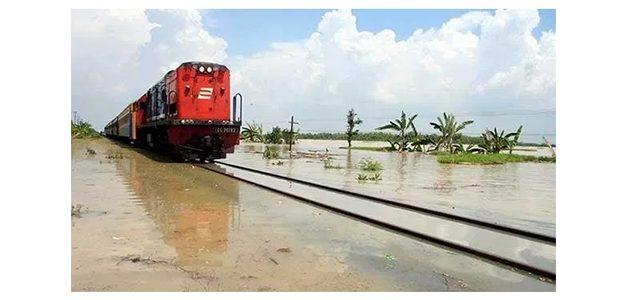 Rel Kebanjiran, KA dari Surabaya dan Malang Tujuan Jakarta Dibatalkan
