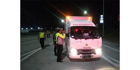 PPKM Darurat Diberlakukan, Polda Jatim Siapkan Lokasi Penyekatan di Perbatasan