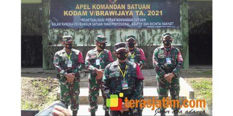 Apel Komandan Satuan, Pangdam Fokus 2 Program di Jatim