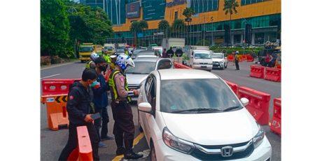 PPKM Darurat di Surabaya, Polisi Optimalkan Penyekatan