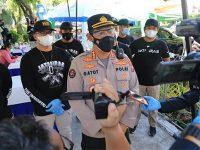 Hari Ke-4 Pelaksanaan PPKM Darurat, Polda Jatim Terjunkan Satgas Gakkum Operasi Aman Nusa II