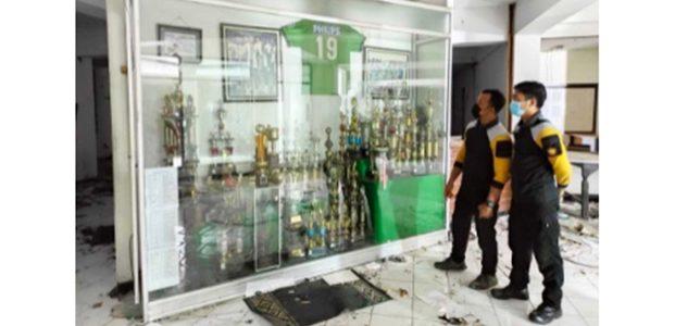 Wisma Karanggayam Dirusak Orang Tak Dikenal, Ini Langkah Pemkot Surabaya
