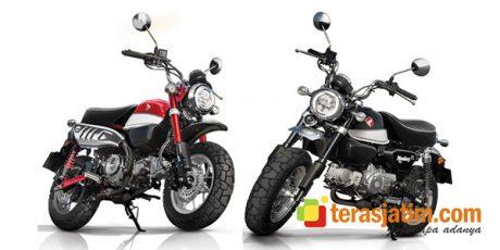 AHM Mulai Pasarkan Motor Ikonik dan Unik Honda Monkey