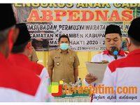 Wabup Jombang: Pembangunan Bukan Hanya Domain Pemerintah