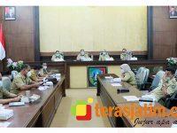 Sekda Jombang Buka Kegiatan Evaluasi Kinerja Kecamatan (EKK)
