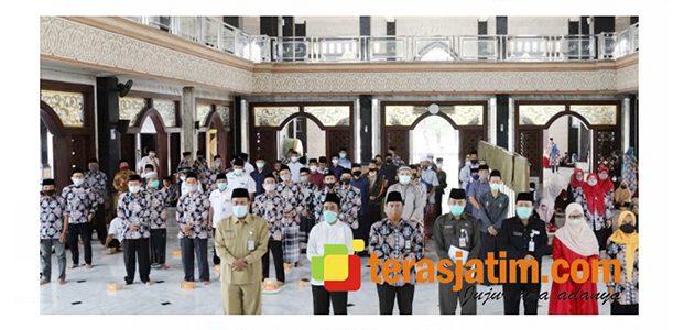 Sekda Kabupaten Jombang Buka Pelaksanaan MTQ XXIX Tahun 2020