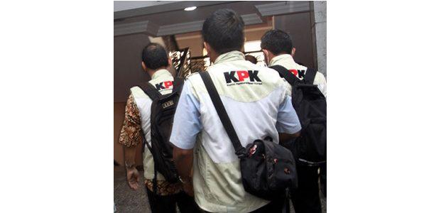 Agenda Terakhir KPK di Mojokerto, Periksa Sejumlah Pejabat dan Rekanan