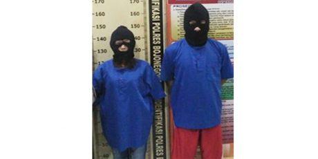 Ajak Ngamar di Hotel, Sepasang Pria dan Wanita asal Bojonegoro ini Peras Korbannya
