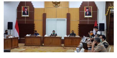 Akan Diberlakukan 28 April, Aturan PSBB di 3 Daerah di Jatim Disosialisasikan