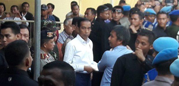 Presiden: Aksi Teror di Surabaya Biadab dan di Luar Batas Kemanusiaan
