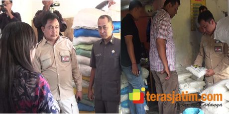 Antisipasi Penimbunan Garam, Satgas Pangan Kota Blitar Lakukan Sidak ke Distributor Garam