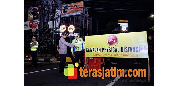 Antisipasi Penyebaran Corona, Sidoarjo Terapkan Physical Distancing