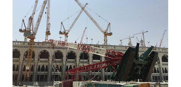 Arab Saudi Cairkan Santunan Bagi Korban 'Crane' di Masjidil Haram Tahun 2015 Lalu