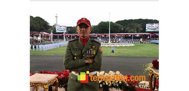 Asops Kasdam Brawijaya Jadi Danup AKRS 2019