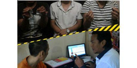 Asyik Pesta Sabu di Kamar Hotel, 3 Pria di Tulungagung Diamankan
