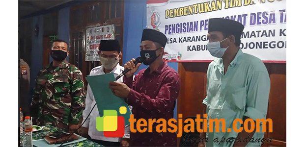 Diterpa Isu Liar Soal Perades, Plt Sekdes Karangan Bojonegoro Akhirnya Buka-Bukaan