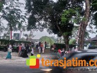 Taman Gajah Bolong Baureno Bojonegoro Masih Kurang Wahana Permainan Anak