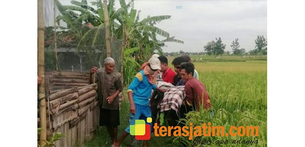 Nyawa Warga Malo Bojonegoro Berakhir di Ujung Arit Tetangga Sendiri