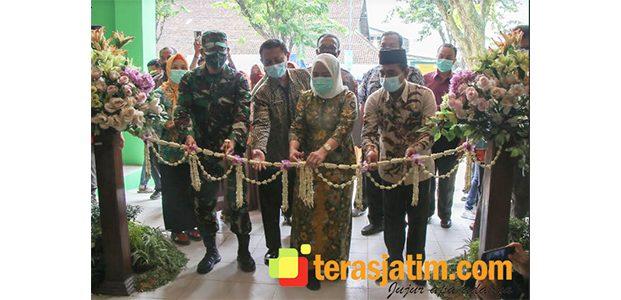 Bupati Bojonegoro Resmikan Pasar Tradisional Banjarejo