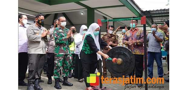 Serius Tangani Covid-19, 28 KTS Baru di Bojonegoro Dilaunching