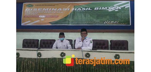 KKM MA MAN 1 Bojonegoro Bersiap Sambut Tahun Ajaran Baru 2021/2022