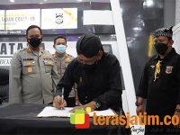 'Pendekar Lawan Covid-19' Dideklarasikan di Bojonegoro