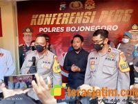 Polres Bojonegoro Kandangkan Belasan Tersangka Kasus Curat, Curanmor dan Pemerasan