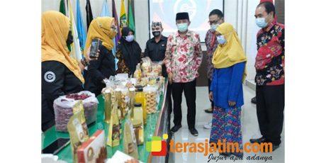 Wabup Bojonegoro Hadiri Bimbingan Sertifikasi Halal UMKM