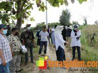 Bupati Bojonegoro Tinjau Lokasi KBSB Dusun Terpencil di Kedungadem