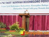 Bupati Bojonegoro Hadiri Pelantikan Direktur RS 'Aisyiyah