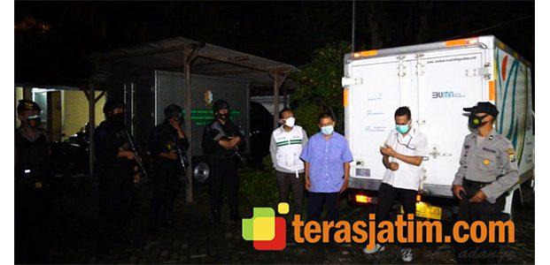 Ribuan Vaksin Covid-19 Tiba di Bojonegoro, Polisi Siap Amankan
