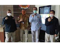 BPBD Jatim Bantu APD Untuk Tenaga Kesehatan di Kabupaten Magetan