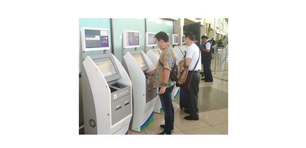 Bandara Juanda Sudah Dilengkapi Fasilitas Check-In Mandiri