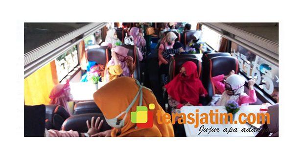 Bangkit dari Pandemi Corona, Muncul Bus Kafe di Lamongan