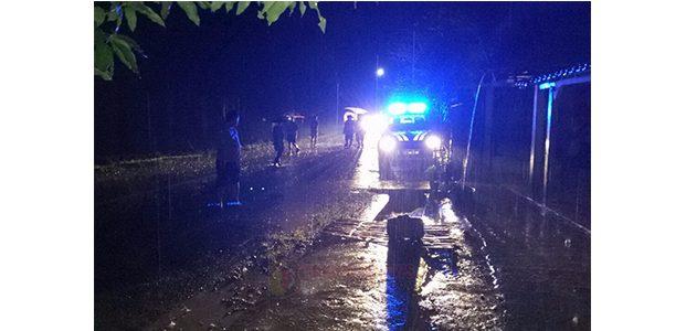 Banjir Bandang Landa Temayang Bojonegoro, 5 Rumah Warga Rusak