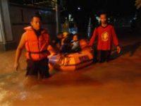 Banjir Landa Mojoagung Jombang, Ratusan Warga Mengungsi