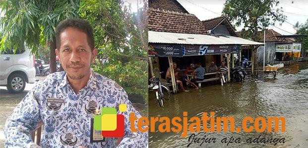 Banjir di Wilayah Tanggulangin Sidoarjo Makin Meluas