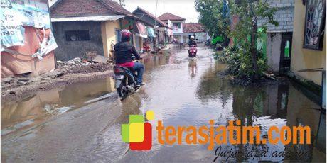 Banjir di Tanggulangin Sidoarjo Mulai Surut, Ini Langkah Selanjutnya
