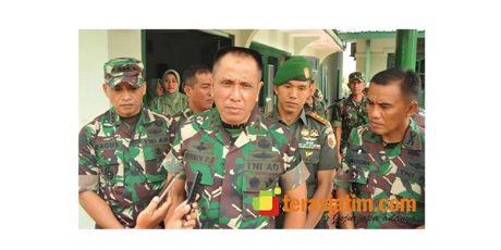 Bantu Pengamanan Pemilu, Kodam Brawijaya Siagakan 17 Ribu Personel