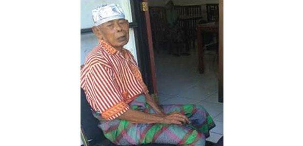 Kakek Idap Stroke, Mengaku Dibuang Anaknya di Jalan