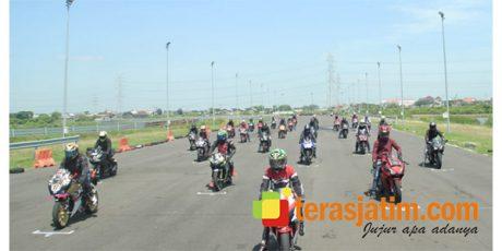 Bareng COINS, MPM Rutin Gelar Track Day CBR di Sirkuit Bung Tomo Surabaya